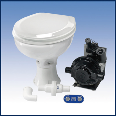 Electric-unit-toilet