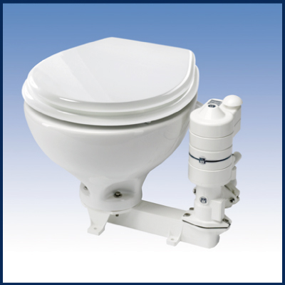 Marine-toilet-electric