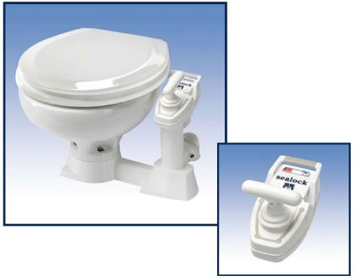 Marine Toilet Sealock Rm69